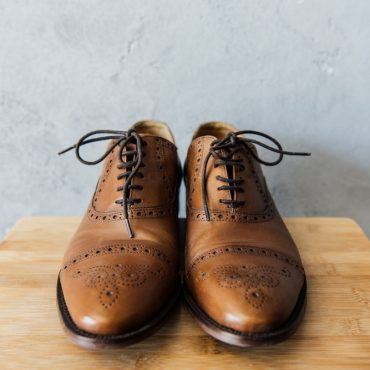 Guide to Men's Oxford Shoes