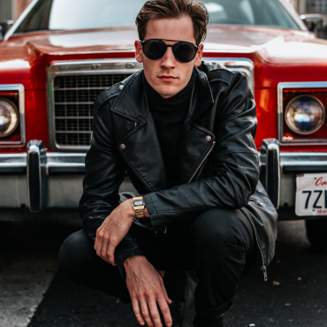 Men's Guide to Buying Leather Jackets